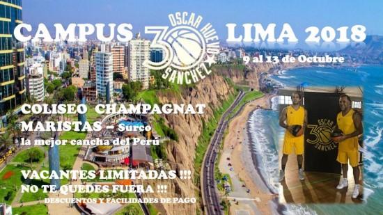 Campus Lima 2018