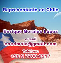 Representante en Chile - Enrique Morales López