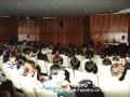 Huevo Sánchez  Album: Campus Verano 2004  Charla en el Anfiteatro, destacando la brillante disciplina de los chicos