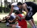 Huevo Sánchez  Album: Campus Verano 2010  2º Campus - Día 5