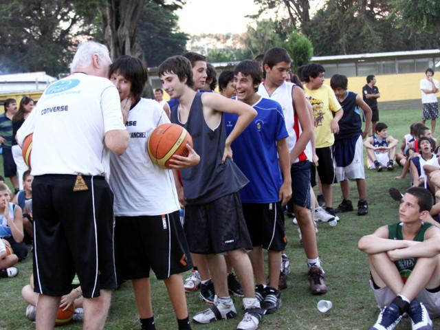 Huevo Sánchez  2º Campus - Día 7  Album: Campus de Verano 2010  Dimensiones: 640x480