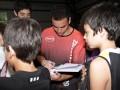 Huevo Sánchez  Album: Campus Verano 2013  2º Campus - Día 7