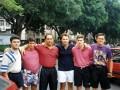 Huevo Sánchez  Album: Mis Fotos  Clinic de Entrenadores en Tenerife - España 1992