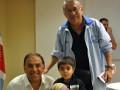 Huevo Sánchez  Album: Mis Fotos  Con Cacho Banegas y su nieto