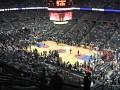 Huevo Sánchez  Album: NBA 2005  Panorámica del estadio de Detroit Pistons