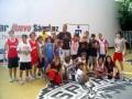 Huevo Sánchez  Album: Huevo Center  Con los chicos de Puerto Varas