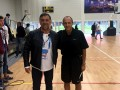 Huevo Sánchez  Album: Eurobasket 2015  Con Ettore Mesina